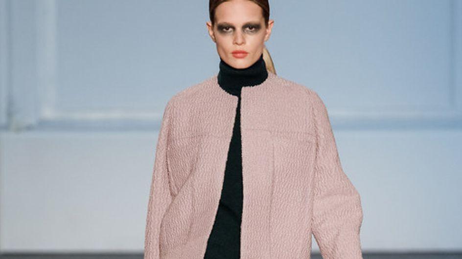 Modeshow Derek Lam New York Fashion Week H/W 2014-2015