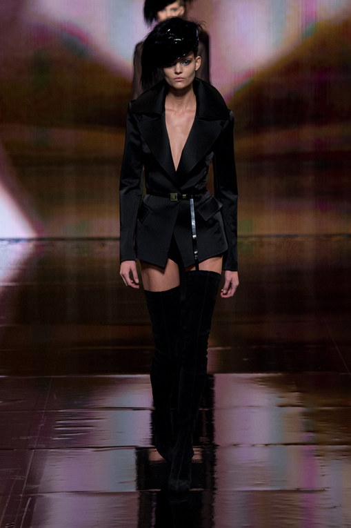Donna Karan New York Fashion Week autunno inverno 2014 2015