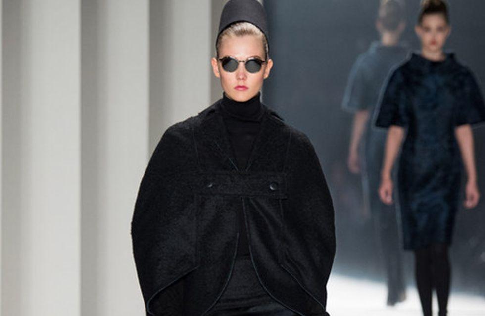 Carolina Herrera New York Fashion Week autunno inverno 2014 2015