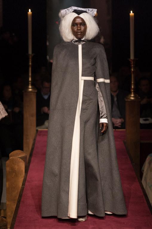 Thom Browne New York Fashion Week autunno inverno 2014 2015