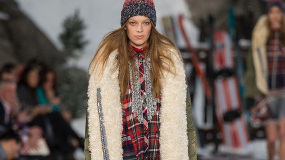 Tommy Hilfiger - New York Fashion Week Otoño Invierno 2014-2015