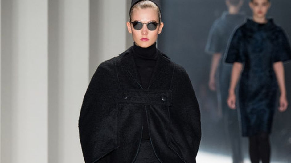 Carolina Herrera - New York Fashion Week Otoño Invierno 2014-2015
