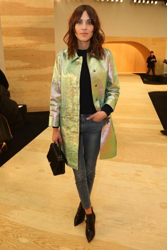 Les stars à New York Fashion Week A/H 2014