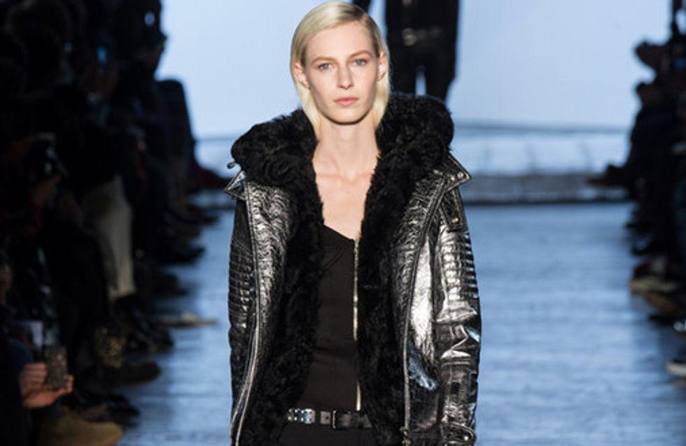 Diesel Black Gold New York Fashion Week autunno inverno 2014 2015