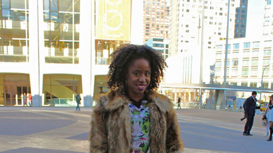 El mejor Street Style de la New York Fashion Week