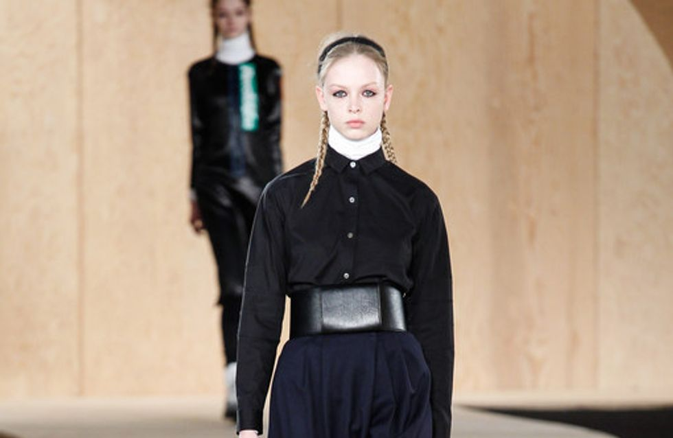 Modeshow Marc by Marc Jacobs New York Fashion Week H/W 2014-2015
