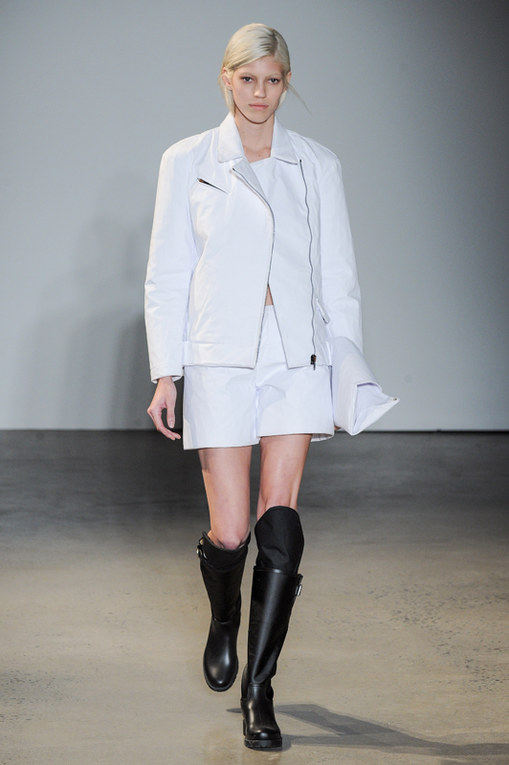 MM6 Martin Margiela New York Fashion Week autunno inverno 2014 2015