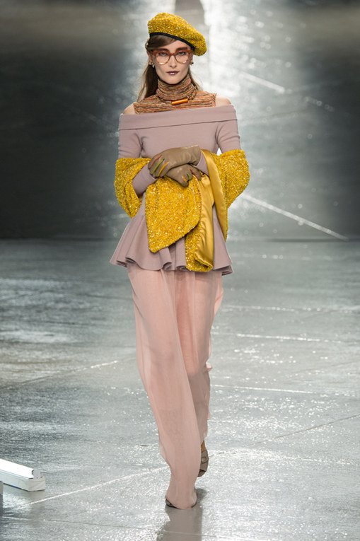 Rodarte New York Fashion Week autunno inverno 2014 2015