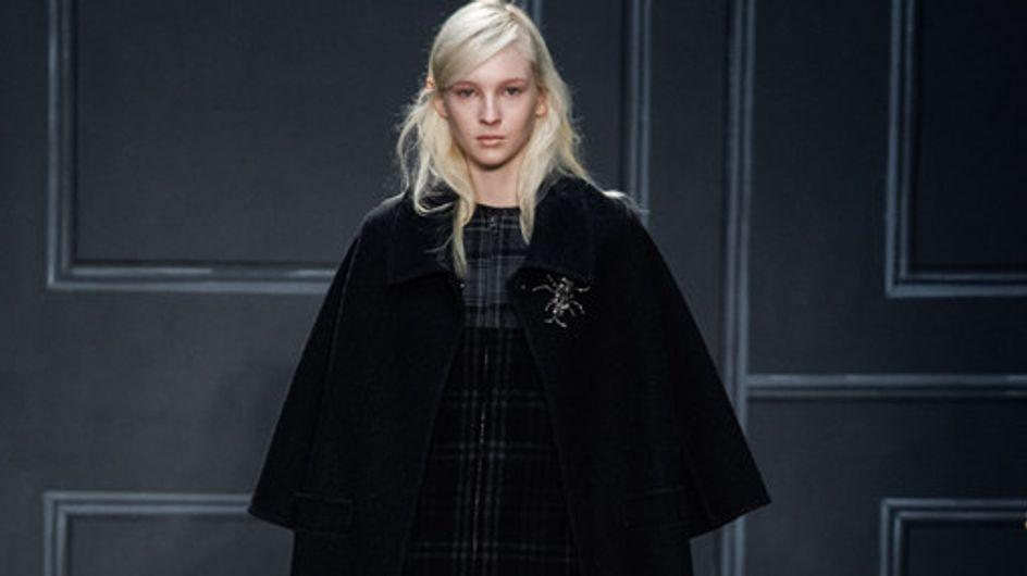 Vera Wang New York Fashion Week autunno inverno 2014 2015