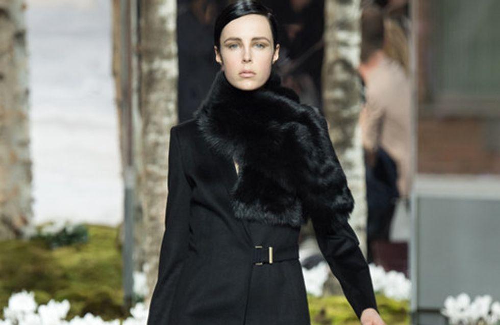 Hugo Boss New York Fashion Week autunno inverno 2014 2015