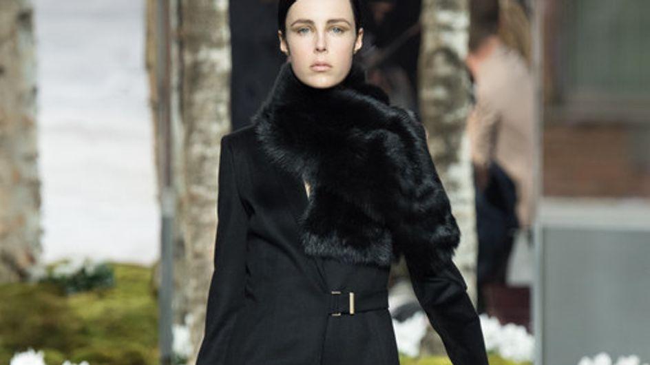 Hugo Boss - New York Fashion Week Otoño Invierno 2014-2015