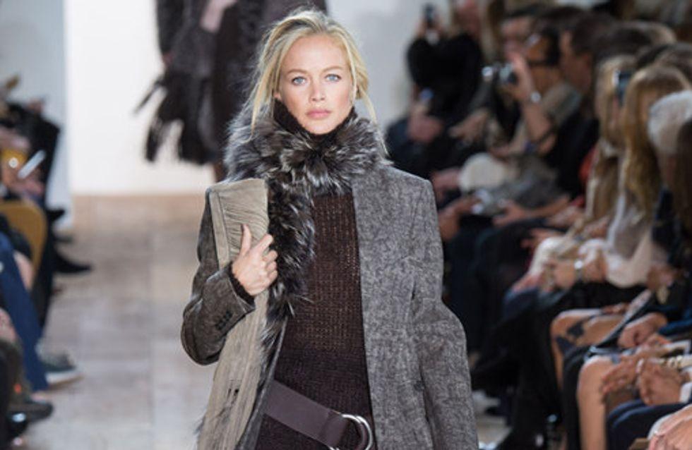 Michael Kors New York Fashion Week autunno inverno 2014 2015
