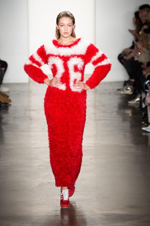 Défilé Jeremy Scott Prêt-à-Porter Automne-Hiver New York 2014-2015