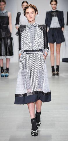 Bora Aksu London Fashion Week autunno inverno 2014 2015