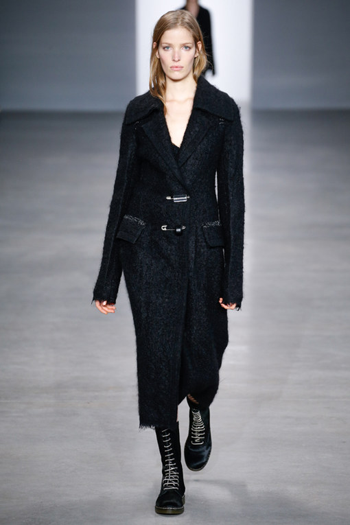 Calvin Klein New York Fashion Week autunno inverno 2014 2015