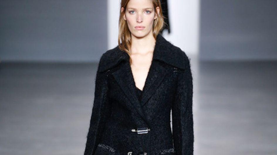 Calvin Klein New York Fashion Week autunno inverno 2014 2015