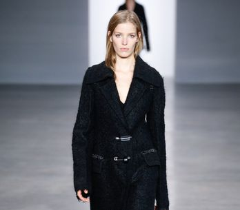 Modeshow Calvin Klein New York Fashion Week H/W 2014-2015