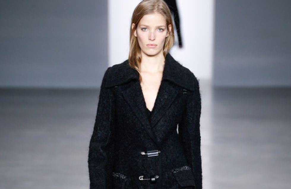 Modeshow Calvin Klein New York Fashion Week H/W 2014-2015