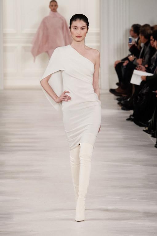 Modeshow Ralph Lauren Prêt-à-Porter Herfst-Winter New York 2014-2015