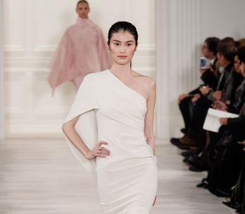 Modeshow Ralph Lauren New York Fashion Week H/W 2014-2015