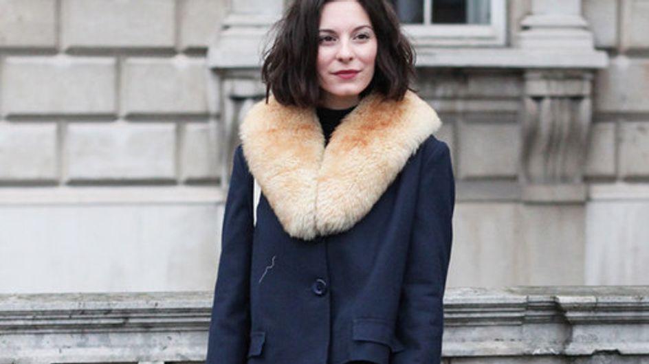 Vive el street style de London Fashion Week