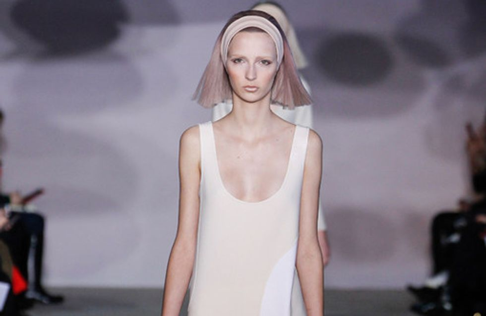 Marc Jacobs New York Fashion Week autunno inverno 2014 2015