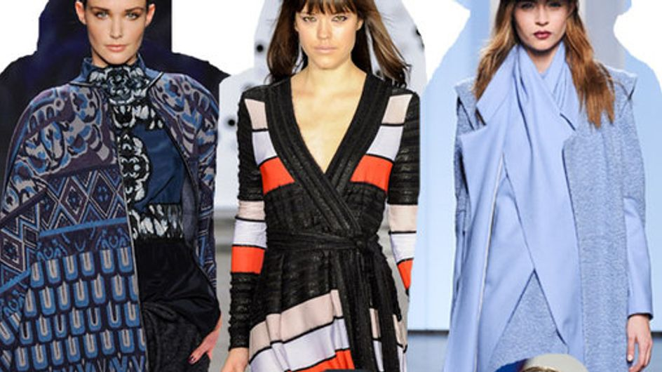 The hottest autumn/winter trends 2014