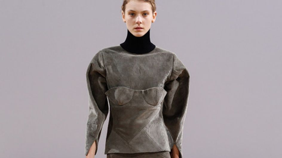 J.W. Anderson London Fashion Week autunno inverno 2014 2015
