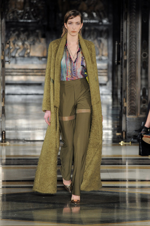 Felder Felder London Fashion Week autunno inverno 2014 2015