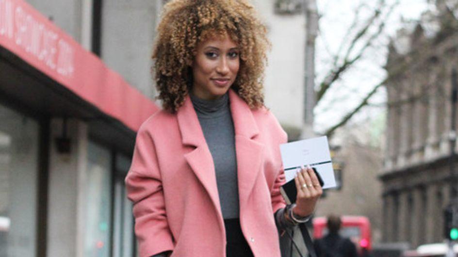 Abseits des Laufstegs: Die coolsten Streetstyles der Fashion Week London