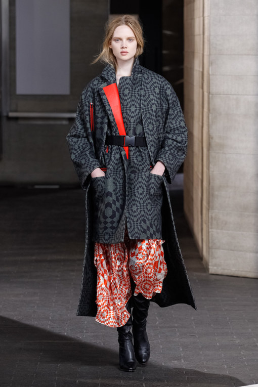 Preen by Thornton Bregazzi London Fashion Week autunno inverno 2014 2015