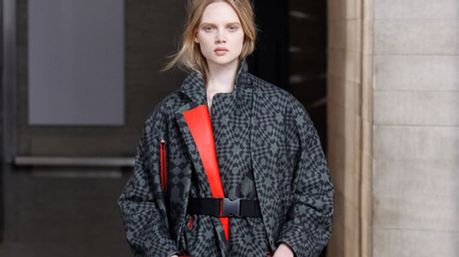 Preen by Thornton Bregazzi London Fashion Week autunno inverno 2014 2015