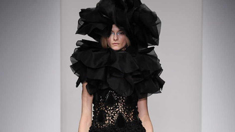 John Rocha London Fashion Week autunno inverno 2014 2015