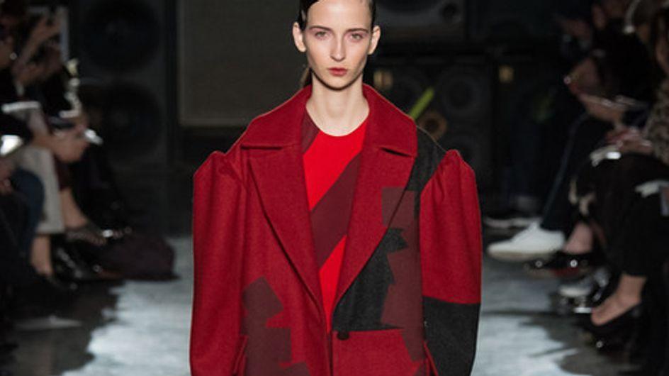 Jonathan Saunders London Fashion Week autunno inverno 2014 2015