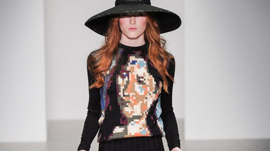 Sister by Sibling London Fashion Week autunno inverno 2014 2015