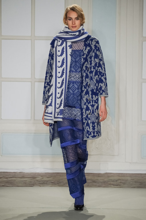 Temperley London Fashion Week autunno inverno 2014 2015