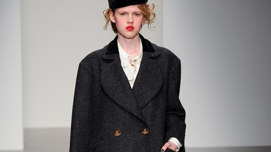 Vivienne Westwood Red Label London Fashion Week autunno inverno 2014 2015