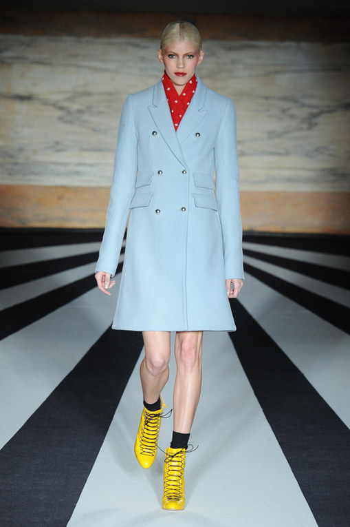 Matthew Williamson London Fashion Week autunno inverno 2014 2015