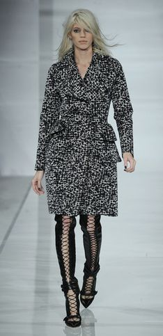Antonio Berardi London Fashion Week autunno inverno 2014 2015