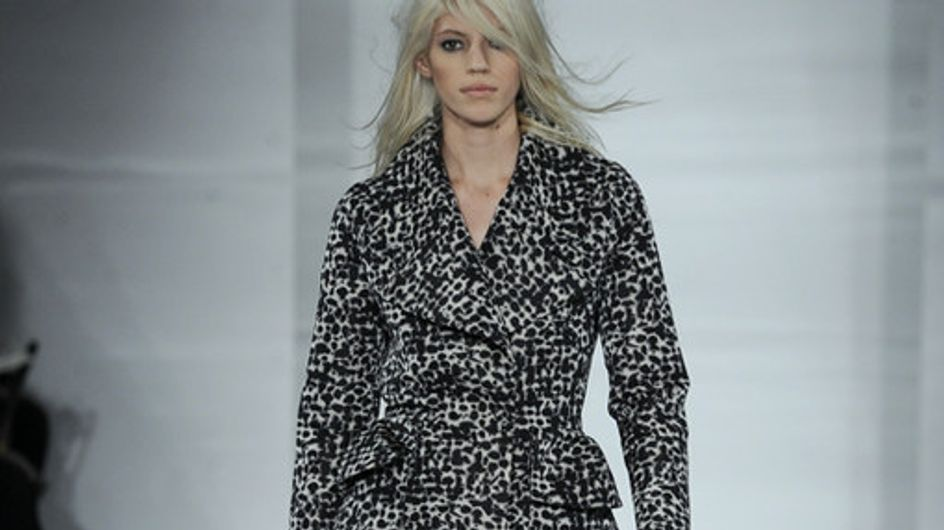 Antonio Berardi London Fashion Week autunno inverno 2014 2015