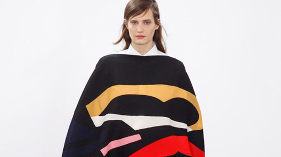 Issa London Fashion Week autunno inverno 2014 2015