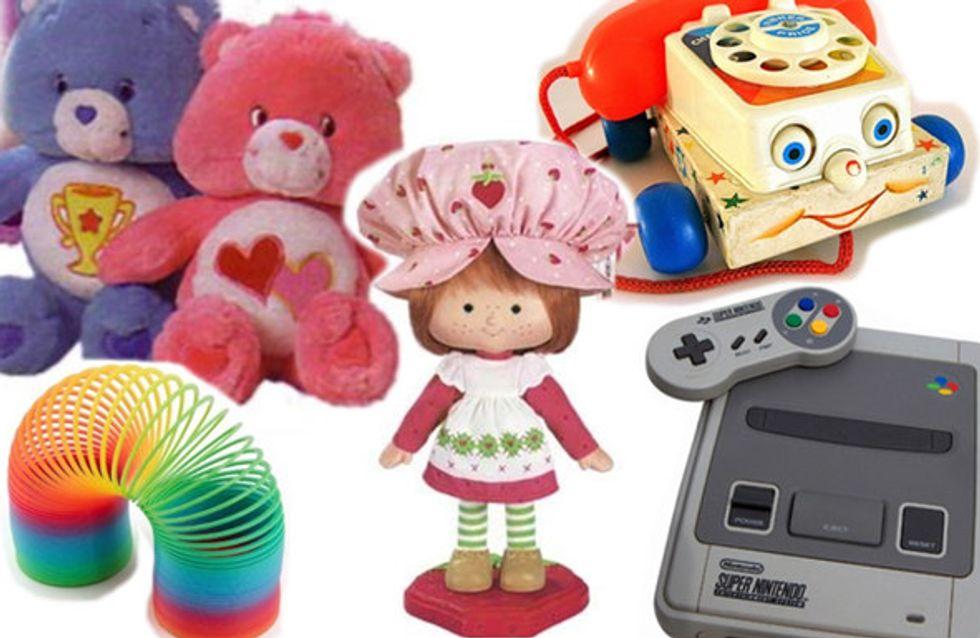 Welche Farbe hatte dein Troll? Die 60 coolsten Spielzeuge aus unserer Kindheit