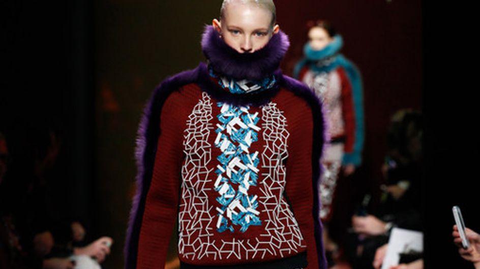 Peter Pilotto London Fashion Week autunno inverno 2014 2015