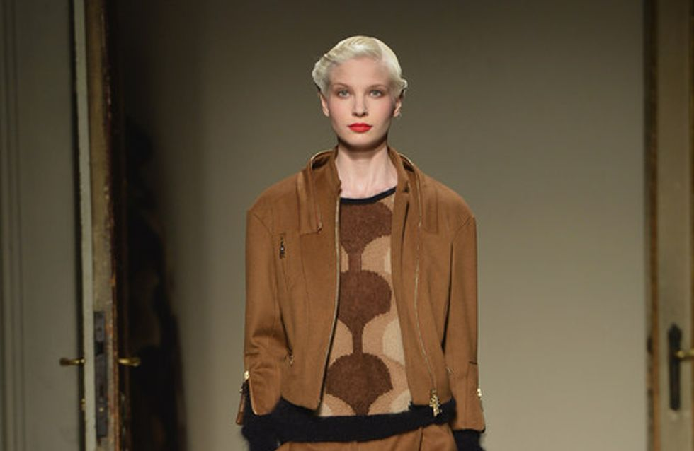 Angelo Marani Milano Fashion Week autunno inverno 2014-2015