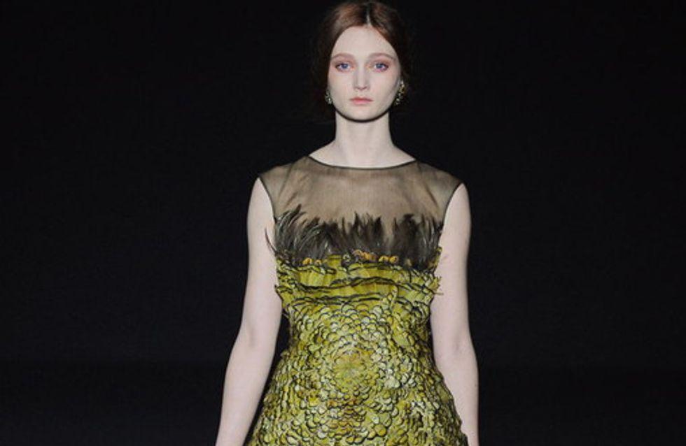 Alberta Ferretti Milano Fashion Week autunno inverno 2014-2015