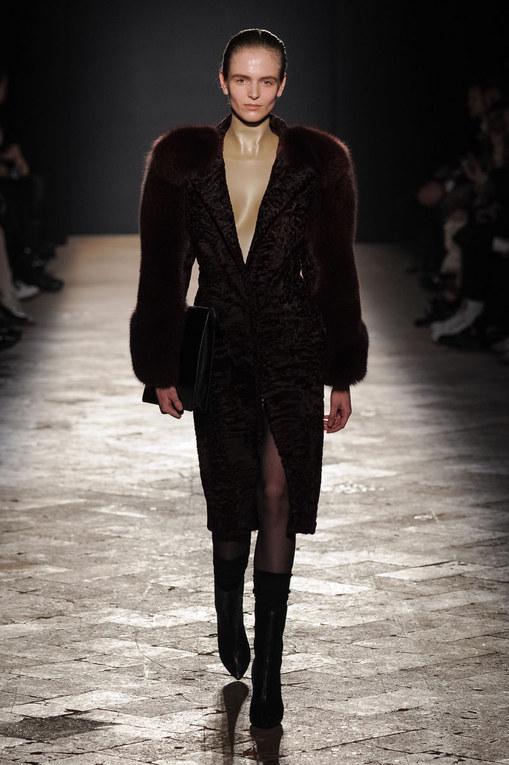 Sfilata Francesco Scognamiglio Milano Fashion Week autunno-inverno 2015