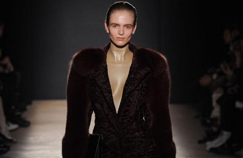 Francesco Scognamiglio - Milán Fashion Week O/I 2014 - 2015