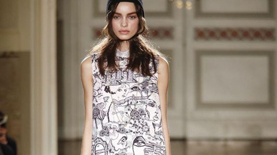 Frankie Morello Milano Fashion Week autunno inverno 2014-2015