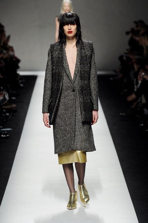 Sfilata Max Mara Milano Fashion Week autunno-inverno 2015