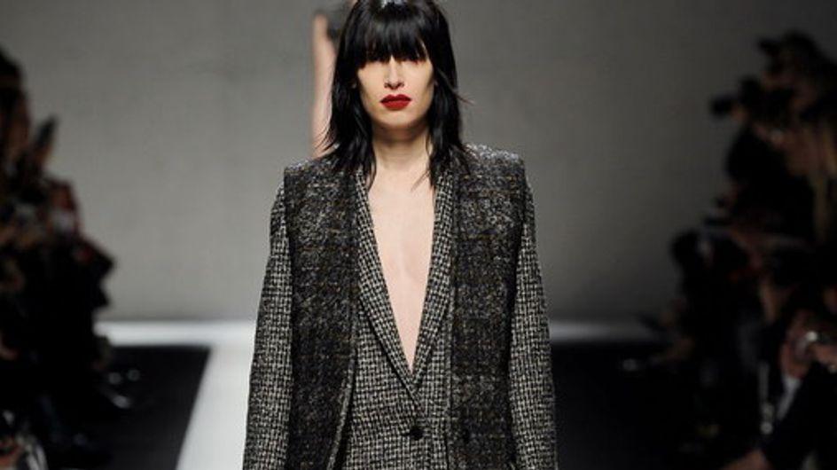 Max Mara Milano Fashion Week autunno inverno 2014-2015